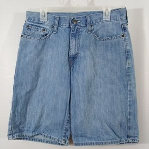 Old Navy Loose Fit 31 Jean Shorts Denim